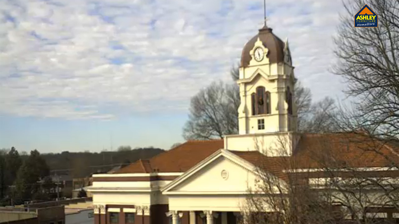 Searcy - First Security Bank Live Camera