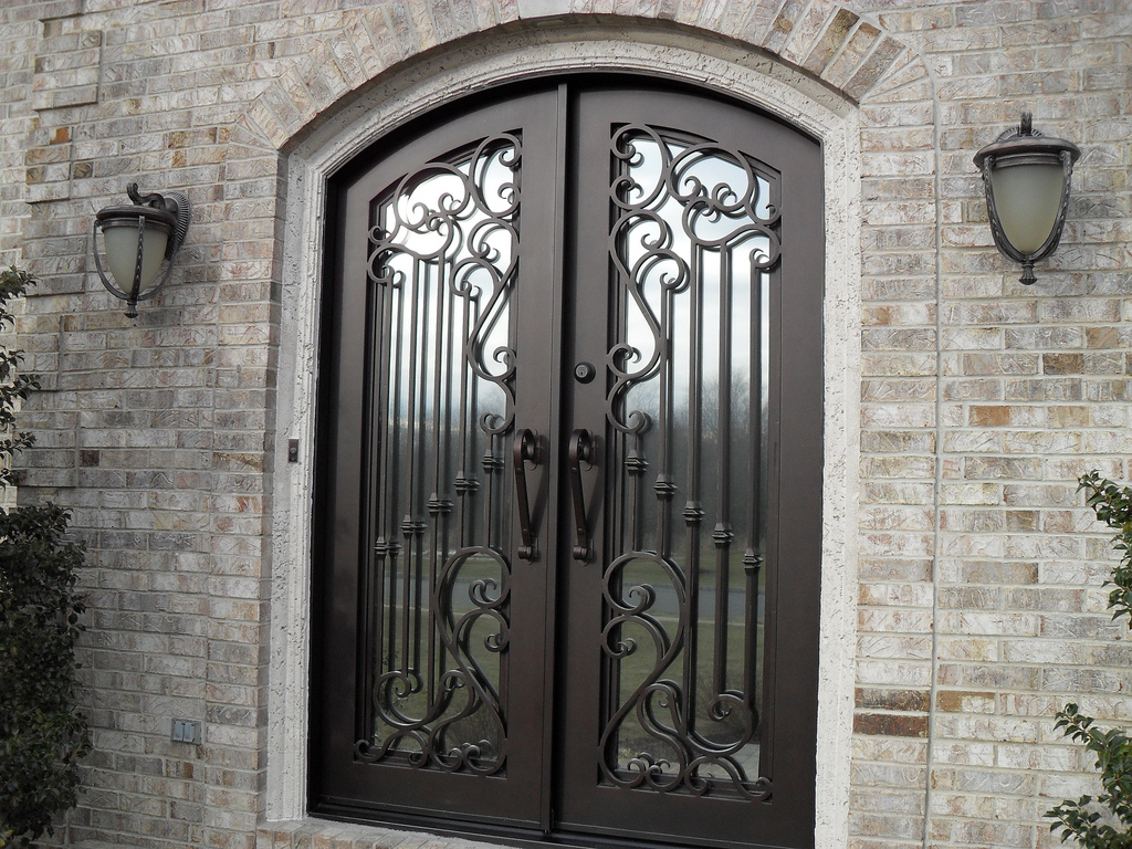 Adding a steel door to your house will pay for itself for House entrance doors