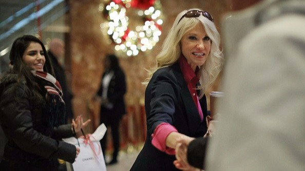 Donald Trump taps Kellyanne Conway as counselor to the president