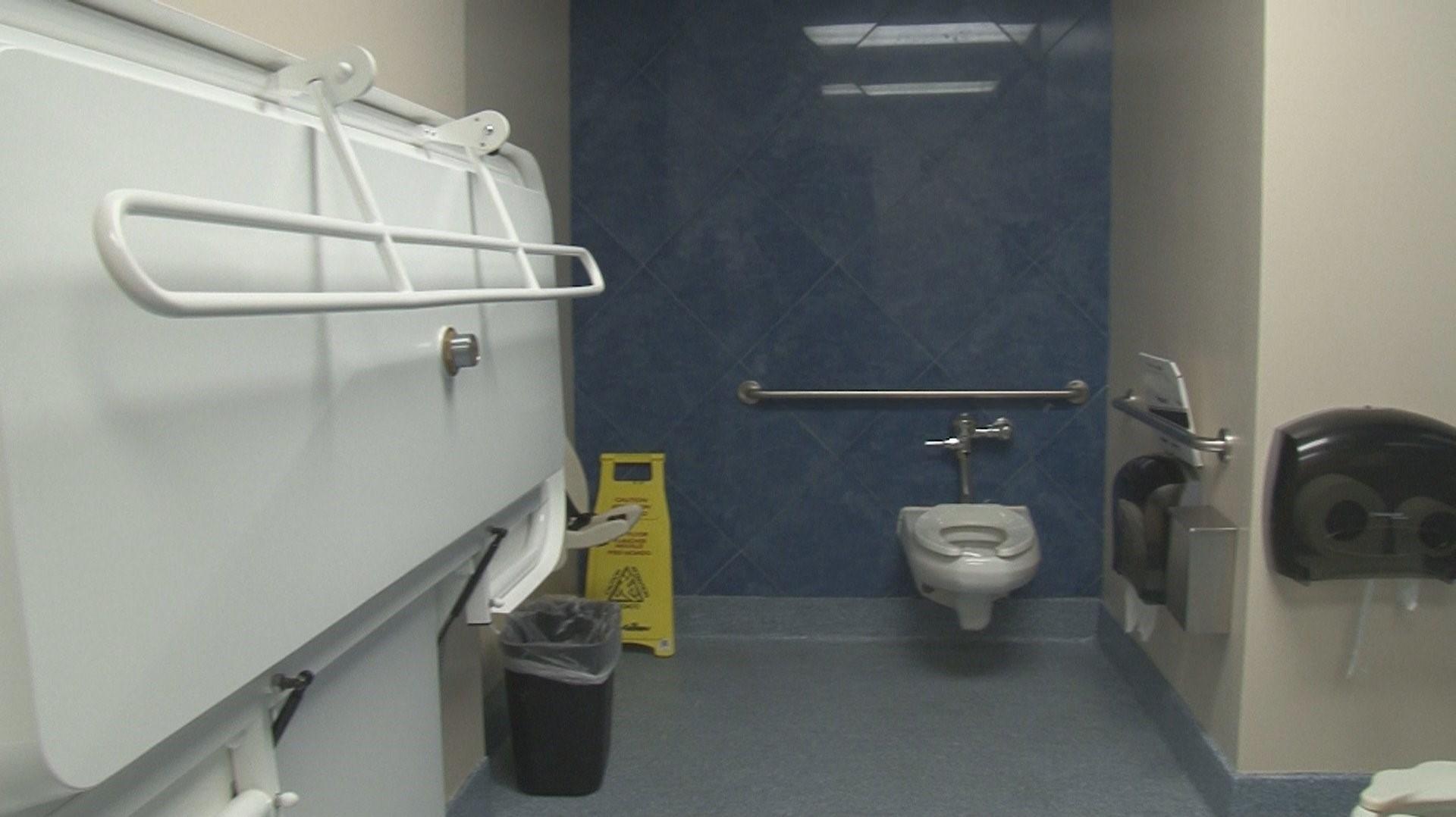 First All-inclusive Bathroom In Arkansas