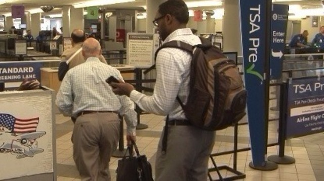 tsa warns of longer lines during summer travel